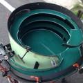 大阪ベアリング製造会社でのパーツフィーダー修理